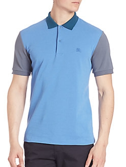 Burberry - Rivington Core Gravenhurst Colorblock Polo