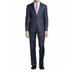 Hugo Boss - Modern-Fit Wool-Blend Two-Piece Suit