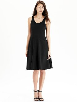 Old Navy - Ponte-Knit Tank Dress