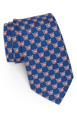 Vineyard Vines  - Chicago Cubs Print Tie