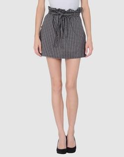 Tommy Hilfiger Denim - Belted Mini Skirt