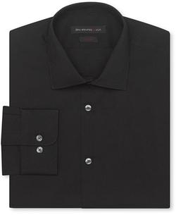 John Varvatos - USA Solid Dress Shirt - Slim Fit