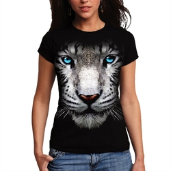 Wellcoda - Tiger Siberia Predator T-Shirt