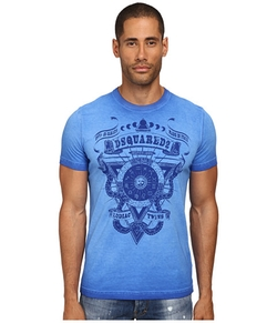 DSQUARED2 - Rocker Classic Fit Tee