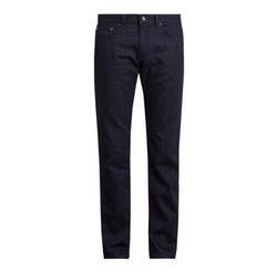 Giorgio Armani - Mid-Rise Straight-Leg Jeans