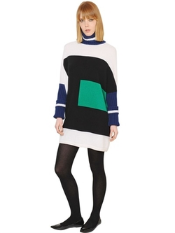 Gianlucca Capannolo - Turtleneck Sweater Dress