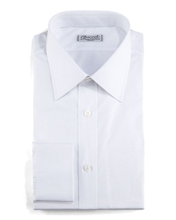 Charvet  - Poplin Dress Shirt
