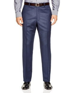 Hart Schaffner Marx  - Solid Classic Fit Trousers