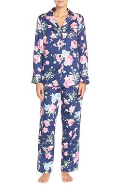 Lauren Ralph Lauren - PrintSateenPajama Set