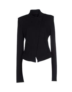 Pinko Black - Mandarin Collar Blazer