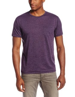 John Varvatos - Burnout Short Sleeve Crew T-shirt