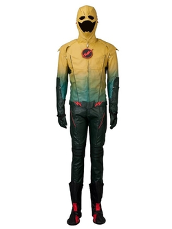 Procosplay - The Flash Dr.Harrison Wells Reverse-Flash Cosplay Costume