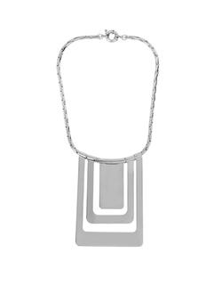 Diane Von Furstenberg - Geometric Bib Necklace