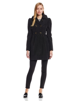 Kenneth Cole New York  - Double-Breasted Trench Coat
