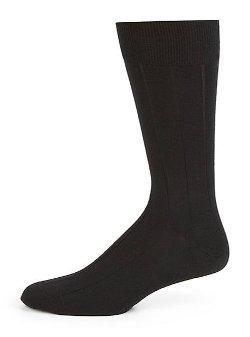 Marcoliani - Cashmere/Silk Ribbed Socks