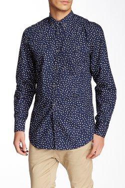 Zanerobe  - Dot Print Shirt