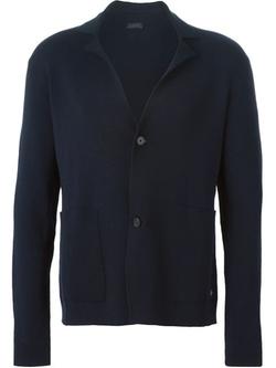 Z Zegna - Buttoned Cardigan Sweater