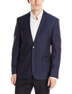 Calvin Klein - Jacquard Peak Lapel Tux Jacket