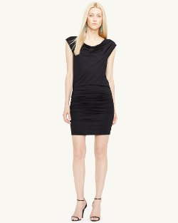 Ralph Lauren - Ruched Presley Dress