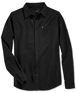 Hurley - Long Sleeve Solid Shirt