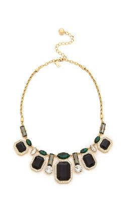 Kate Spade New York  - Art Deco Graduated Necklace