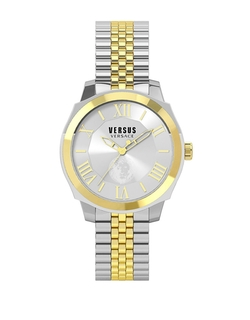 Versus Versace - Chelsea Two-Tone Stainless Steel Watch