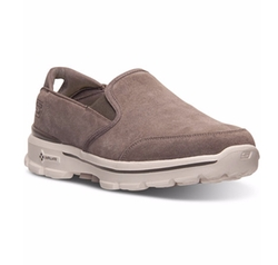 Skechers - Gowalk 3 Suede Walking Sneakers