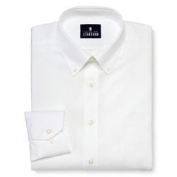 Stafford - Pinpoint Oxford Shirt