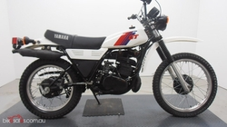 Yahama - 1982 DT-250 Motorcycle