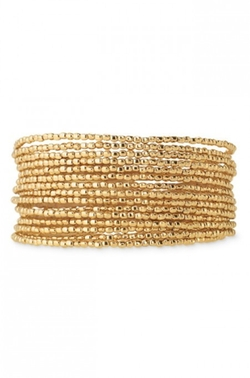 Stella & Dot - Bardot Spiral Bangle