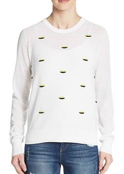 A.L.C. - Tali Cotton Sweater