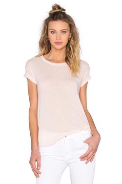 Bella Luxx - Marble Crew Neck T-Shirt