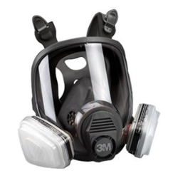 Tool Deals - Full-Facepiece Spray Paint Respirator Mask