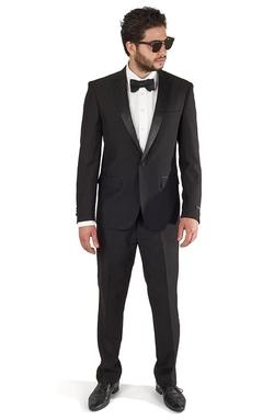 Azar Man - Peak Lapel Tuxedo Suit