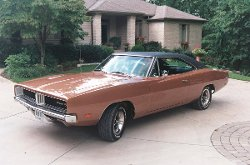 Dodge  - 1969 Charger