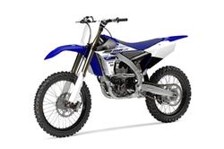 Yamaha - YZ250F Motorcycle