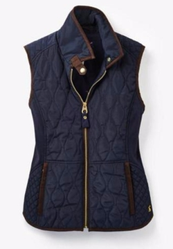 Joules - Braemar Quilted Vest