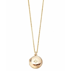 Astley Clarke - Little Astley Locket Necklace