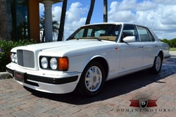 Bentley - 1996 Bentley Brooklands Sedan