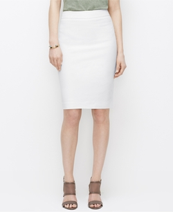 Ann Taylor - Textured Pencil Skirt