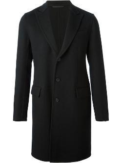 Ermanno Scervino - Single Breasted Coat