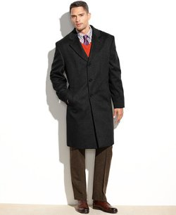 Michael Kors  - Madison Cashmere-Blend Overcoat