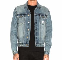 Calvin Klein - Reissue Logo Trucker Jacket