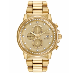 Citizen  - Chronograph Nighthawk Eco-Drive Bracelet Watch