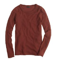J.Crew - COLLECTION CASHMERE LONG-SLEEVE TEE