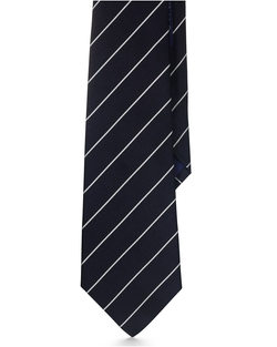 Ralph Lauren - Striped Silk Satin Tie