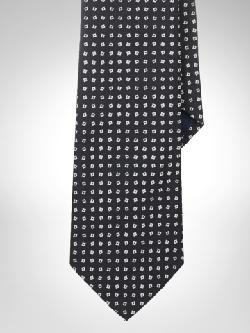 POLO RALPH LAUREN - Mini Square Neats Tie