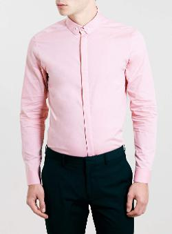 Topman - Long Sleeve Smart Shirt