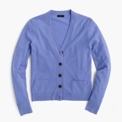 J.Crew - Collection Cashmere Short Cardigan Sweater