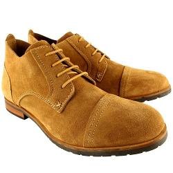 Frank Wright  - Hart Suede Lace Up Ankle Desert Boots